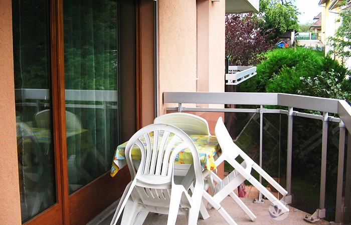 Loue Appartement Meubl F1 Thonon Les Bains Pour Une Cure