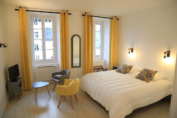 Studio cosy avec balcon pour une cure thermale argel s - Thermes argeles gazost jardin bains ...