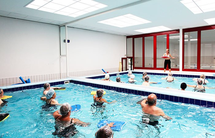 Cure thermale de vittel avis infos et photos for Piscine thermale